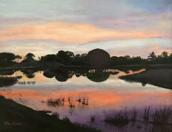 Watery Sunset