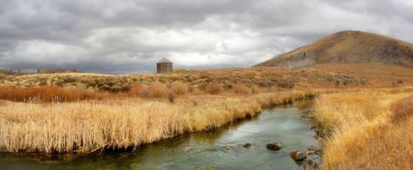 Colors on the Creek, Wayan, Idaho