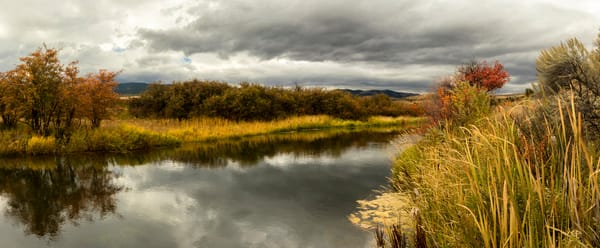 "Swan Valley, Idaho ""Fox Creek"" Photography Art by Mallory Winters Photography"