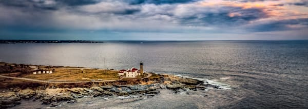 Beavertail Lighthouse, RI