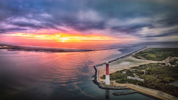 Barnegat Lighthouse, Long Beach Island, NJ