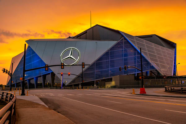 Early Evening Benz | [Atlanta] Susan J Photography
