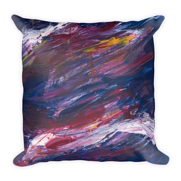 Pillow - Square - Raspberry