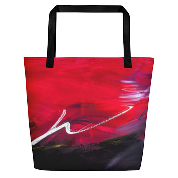 Beach Bag - Electric