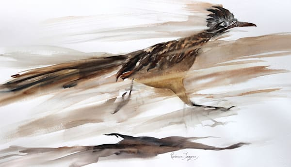 Road Runner Canvas 33x19