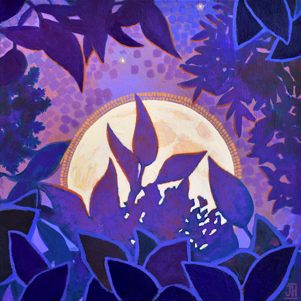 Moonrise, by Jenny Hahn