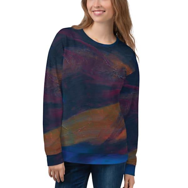 Sweatshirt - Torn