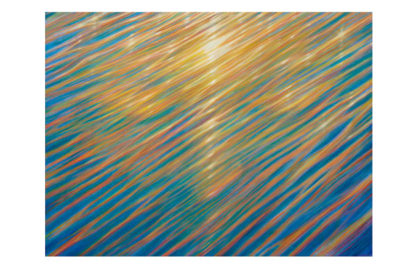 Reflection 5x7 Inch Notecard  by Mark Henson Art