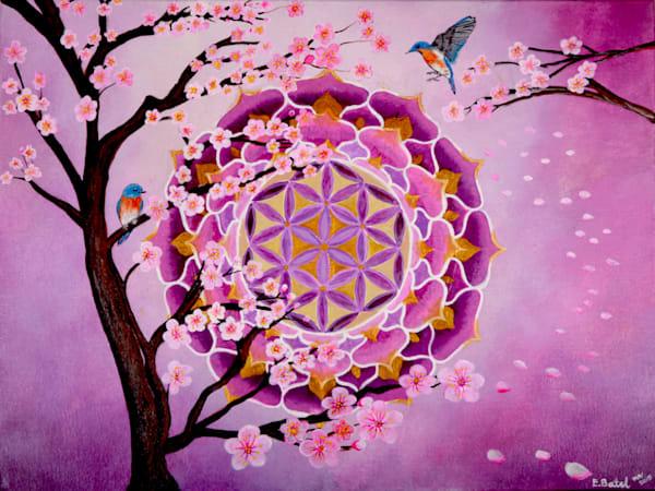 Zen art mandala: Shop Print / Errymil Batol Art