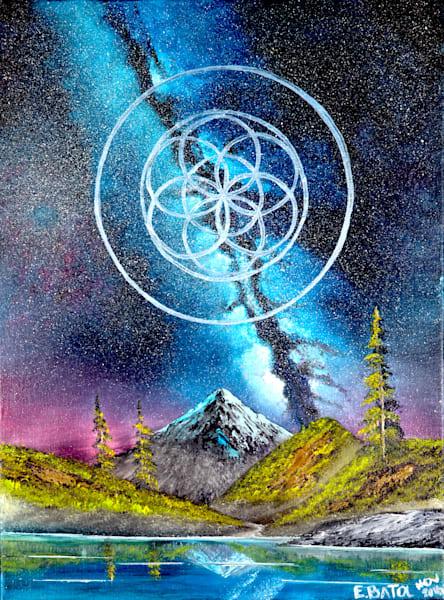 Mt Shasta Art: Shop Print / Errymil Batol Art