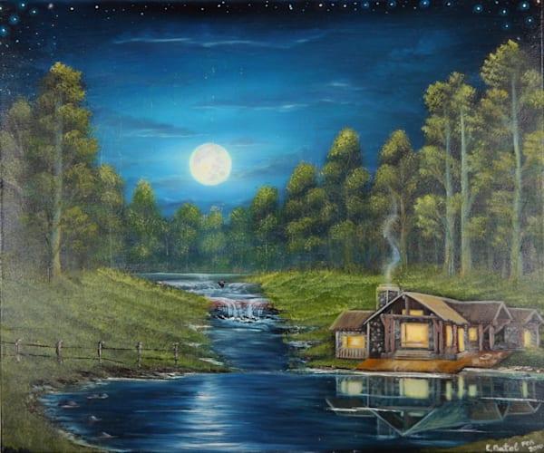 Moon River Art | errymilart