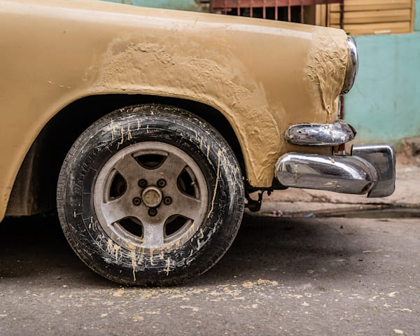 Fine Art Prints, New Paint Job, Havana, Cuba
