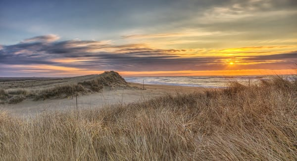 Long Point Sunrise Art | Michael Blanchard Inspirational Photography - Crossroads Gallery