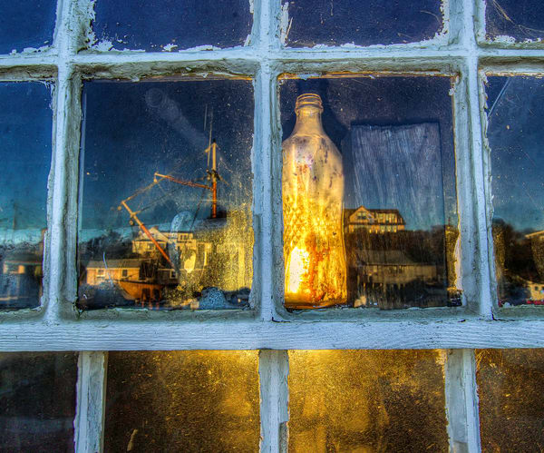 Menemsha Message In A Bottle
