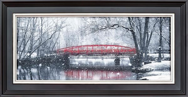 Red Bridge Winter - Special Edition