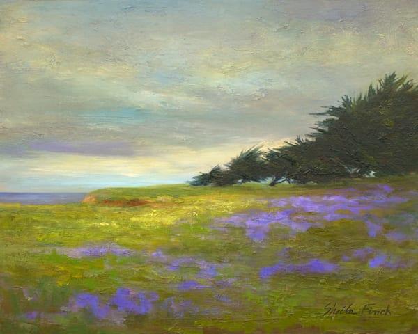 Coastal Bluffs by Sheila Finch