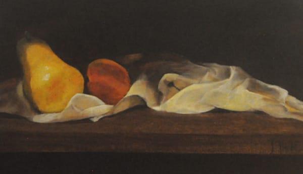 Pear and Peach