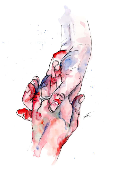 Holding Hands Study 2