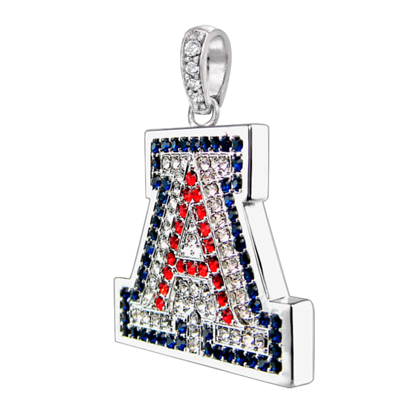 "Sterling Silver Couture ""A"" Charm U of A"