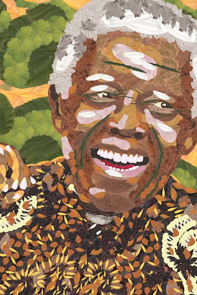 Nelson Mandela Art | smacartist