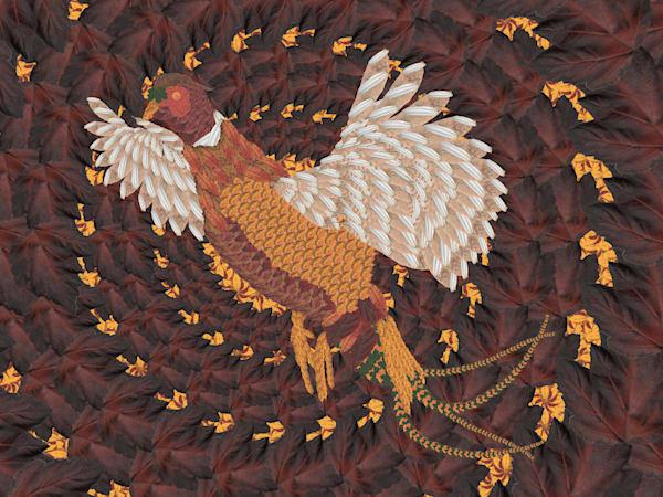 Pheasant Art   smacartist