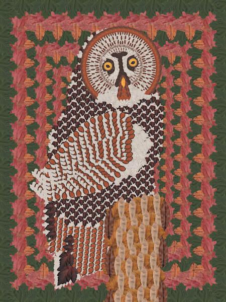 Owl Art   smacartist