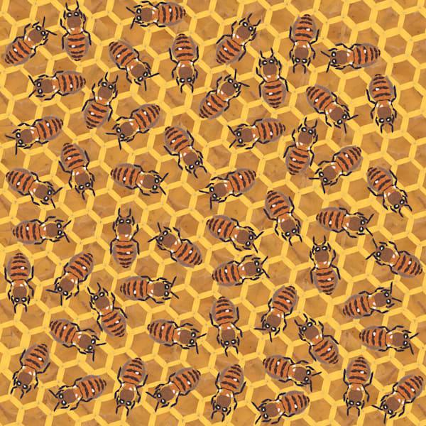 Bee Hive Art | smacartist
