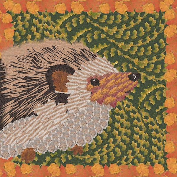 Hedgehog Art | smacartist