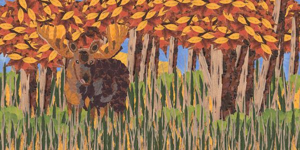Moose Art | smacartist