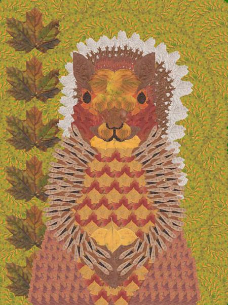 Squirrel Art | smacartist