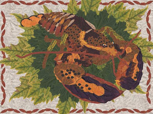 Lobster Art | smacartist