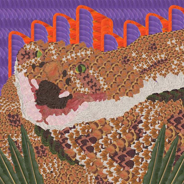 Rattlesnake Art | smacartist