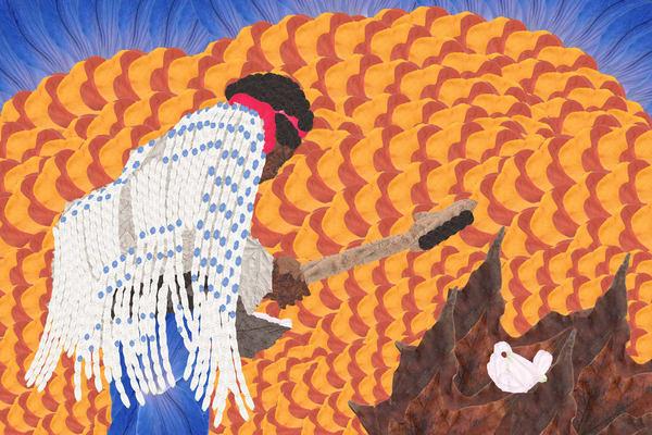 Jimi Hendrix Art | smacartist