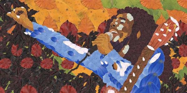 Bob Marley Art   smacartist
