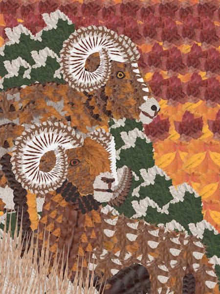 Mountian Goats Art | smacartist
