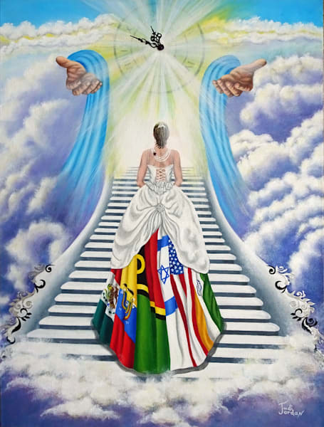 """Bride Of Nations"" by Judi Jordan 