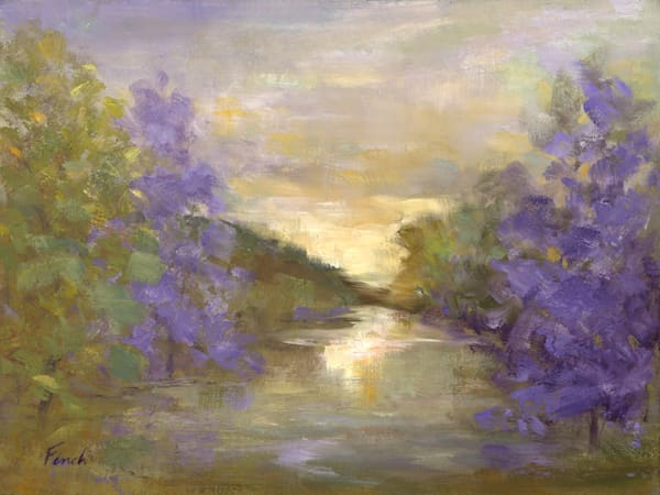 Tranquil Waters by Sheila Finch