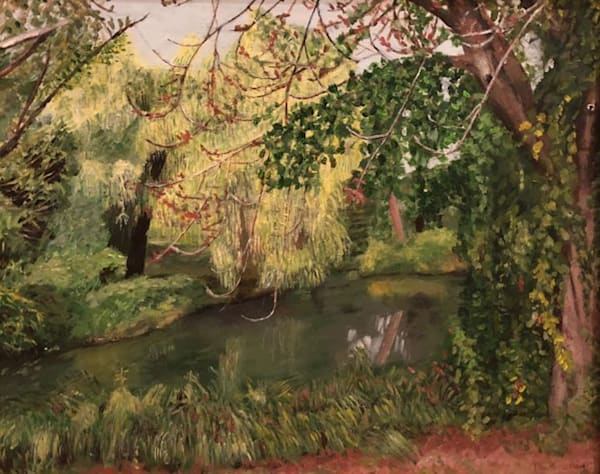 Vibrant Spring Art | Marci Brockmann Author, Artist, Podcaster & Educator