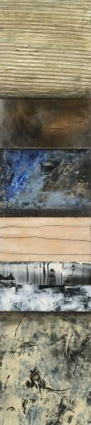 Vertical Stripe 2  (Print) Art | Laurie Fields Studio