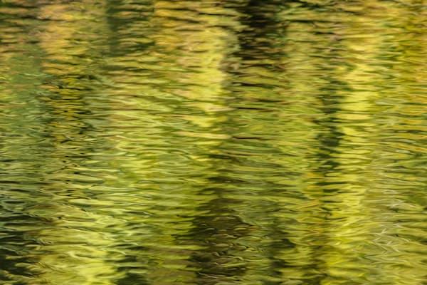 Aqua Abstract - No.8