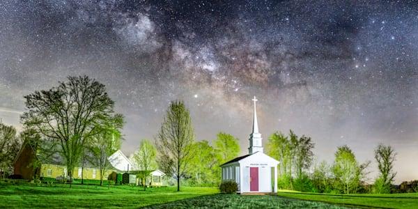 Milky Way - Ainger Bible Church