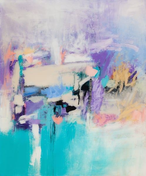 Pastel Abstract Prints