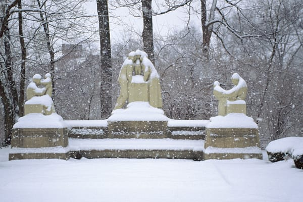 Family Sculpture, Mariemont, OH
