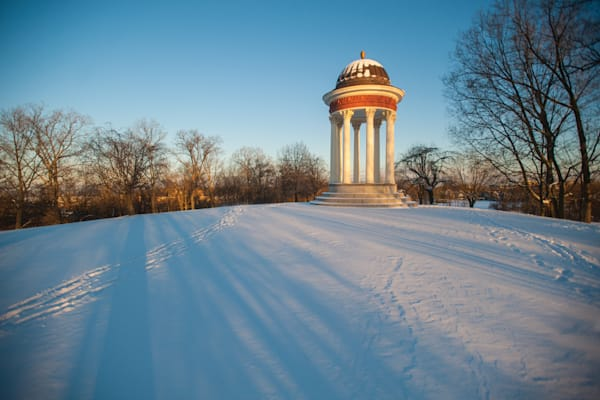 Temple of Love, Mount Storm Park
