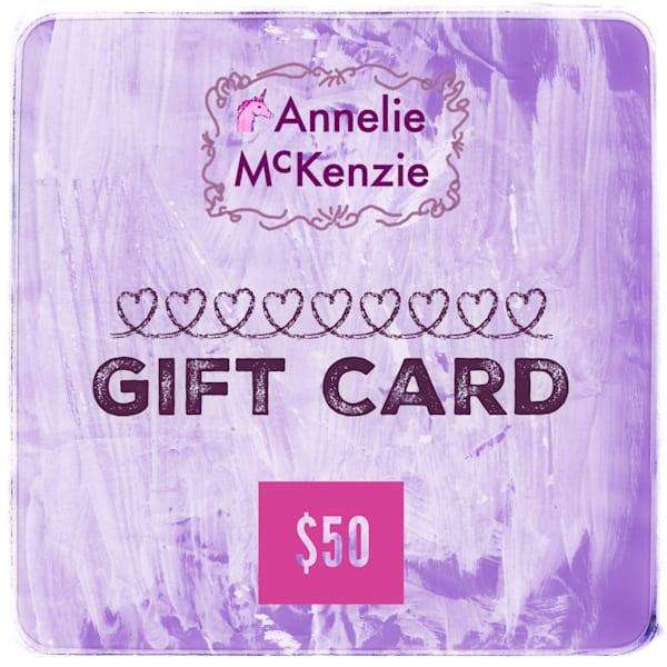 $50 Gift Card | Art Gift
