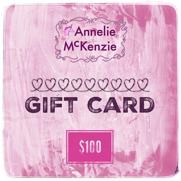 $100 Gift Card | Art Gift