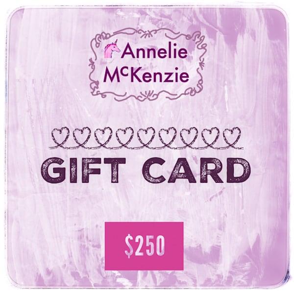 $250 Gift Card | Art Gift