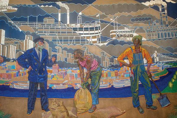Mosaic, Union Terminal