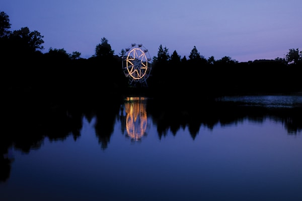 Ferris Wheel, Coney Island