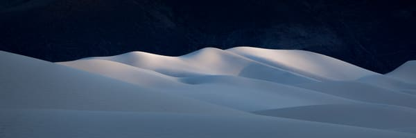 Last Light at Eureka Dunes 1:3